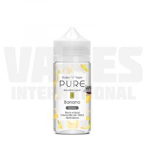 P.U.R.E. - Banana (50 ml, Shortfill)