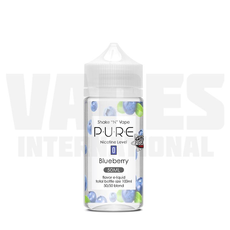 P.U.R.E. - Blueberry (50 ml, Shortfill)