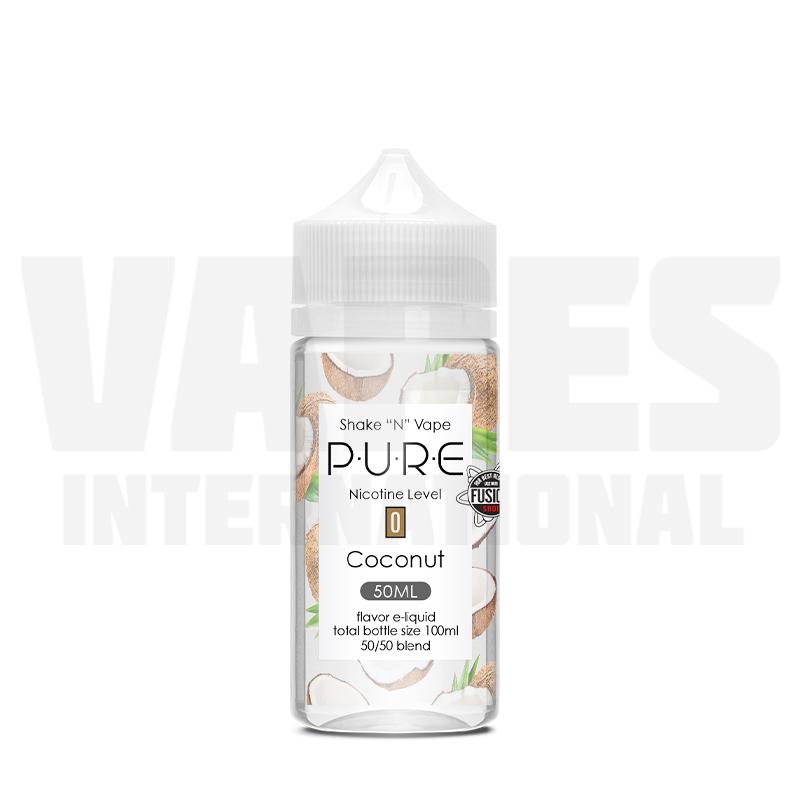 P.U.R.E. - Coconut (50 ml, Shortfill)