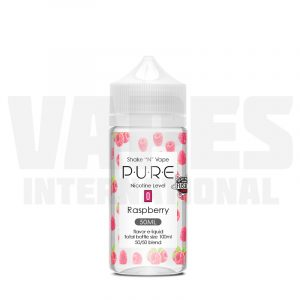 P.U.R.E. - Raspberry (50 ml, Shortfill)