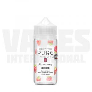 P.U.R.E. - Strawberry (50 ml, Shortfill)