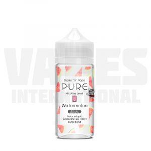 P.U.R.E. - Watermelon (50 ml, Shortfill)